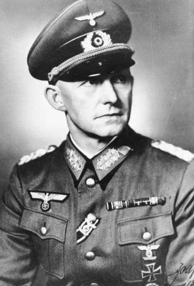 Йодль Альфред (Alfred Jodl) (10.5.1890 - 16.10.1946)