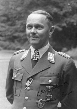 Каммхубер Йозеф (Josef Kammhuber) (19.08.1896 - 25.01.1986)