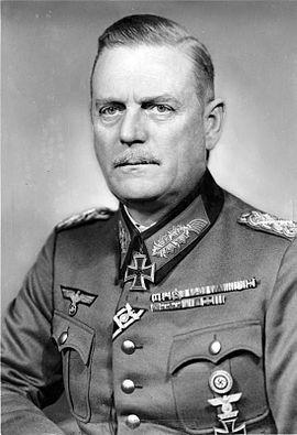 Кейтель Вильгельм Бодевин Иоганн Густав (Wilhelm Bodewin Johann Gustav Keitel) (22.09.1882 - 16.10.1946)