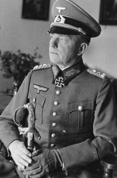 Клейст Эвальд Пауль Людвиг фон (Ewald von Kleist) (08.08.1881 - 15.10.1954)