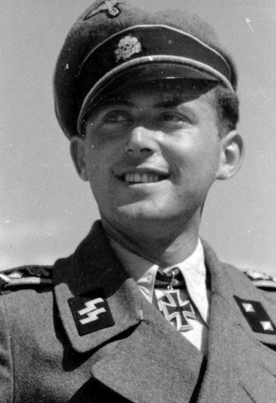 Заметрайтер Курт (Kurt Sametreiter) (09.04.1922 – 28.01.2017)