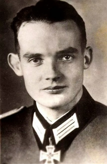 Зандрок Ганс (Hans Sandrock) (20.04.1913 - 23.09.1995)