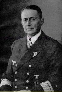 Кранке Теодор (Theodor Krancke) (30.03.1893 – 18.06.1973)
