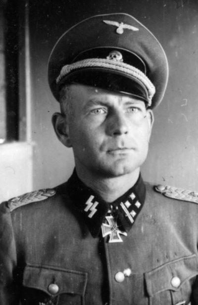 Кумм Отто (Otto Kumm) (01.10.1909 – 23.03.2004)