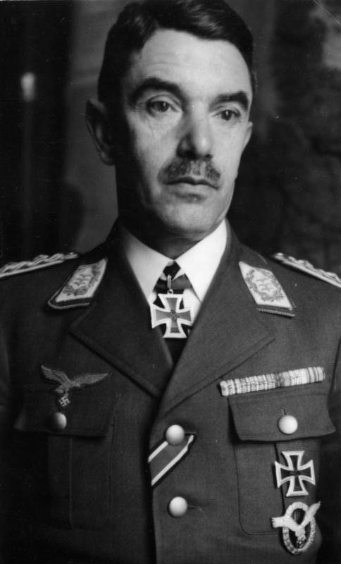 Лёр Александер (Alexander Löhr) (20.05.1885 – 26.02.1947)