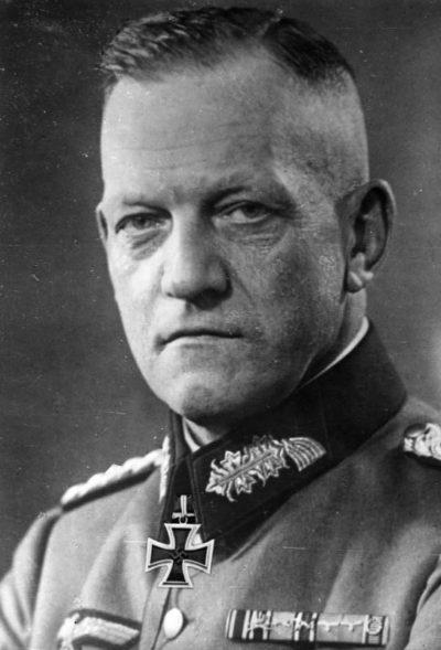 Линдеман Георг (Georg Lindemann) (08.03.1884 – 25.09.1963)