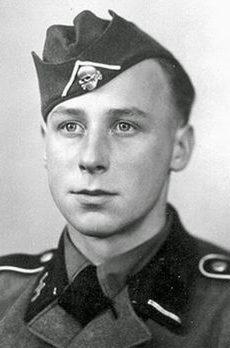 Баркманн Эрнст (Ernst Barkmann) (25.08.1919 – 27.06.2009)
