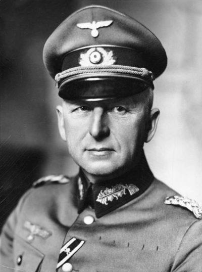 Манштейн Эрих фон (Левински) (Erich von Manstein) (24.11.1887 - 10.06.1973)