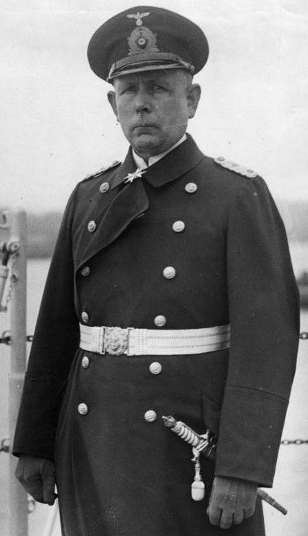 Маршалл Вильгельм (Wilhelm Marschall) (30.09.1886 – 20.03.1976)