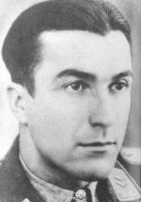Китель Отто (Otto Kittel) (17.02.1917 - 14.02.1945)