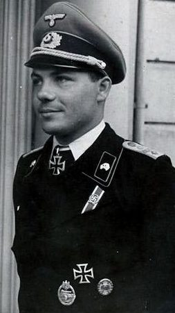 Кнаут Вильгельм (Wilhelm Knauth) (29.01.1916 – 30.04.1945)
