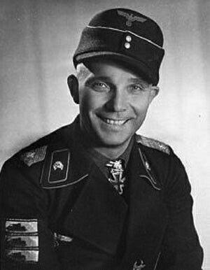Книспель Курт (Kurt Knispel) (20.09.1921 – 28.04.1945)