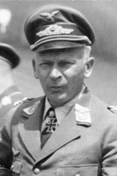 Рихтгофен Вольфрам фон (Wolfram Freiherr von Richthofen) (10.10.1895 – 12.07.1945)