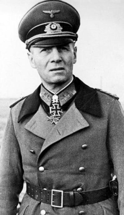 Роммель Эрвин Ойген Йоханнес (Erwin Eugen Johannes Rommel) (15.11.1891 - 14.10.1944)