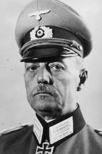 Рунштедт Карл Рудольф Герд фон (Gerd von Rundstedt) (12.12.1875 - 24.02.1953)