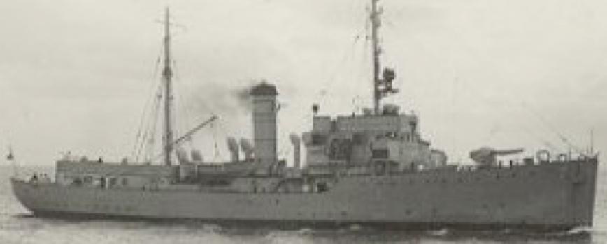 Патрульный корабль «Elbe» (Терек)