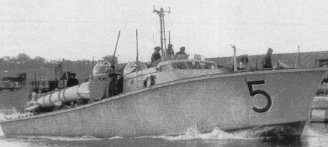Торпедный катер №5 (ТМ-53/(S-202/ ТК-961)