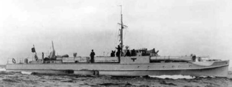 Торпедный катер «S-8»