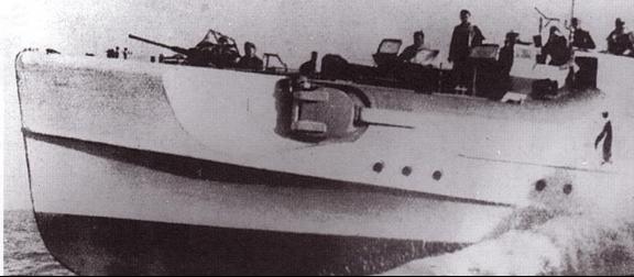 Торпедный катер «S-30»