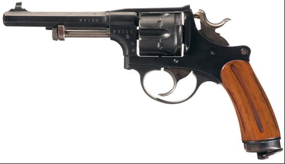 Револьвер Schmidt M-1882