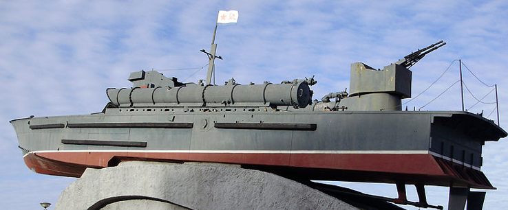 Торпедный катер проекта «123-бис»