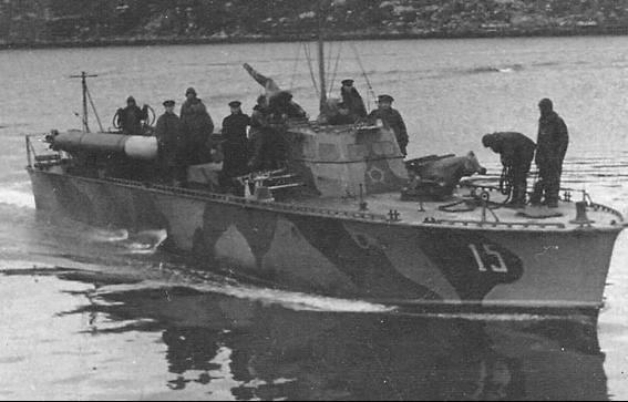 Торпедный катер типа «Д-3»