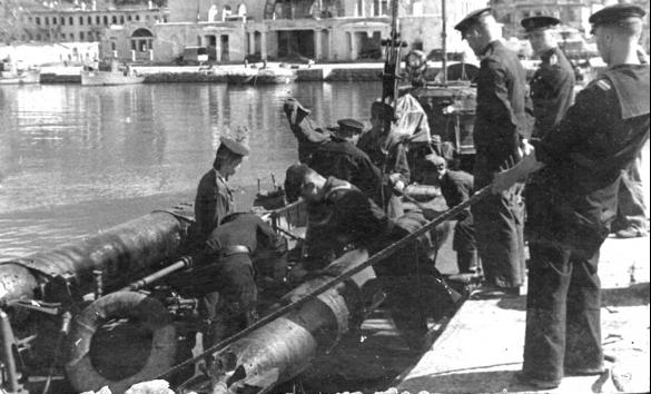 Торпедный катер «СМ-3»
