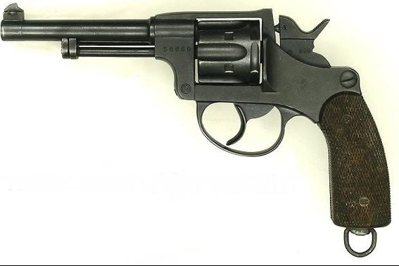 Револьвер Schmidt M1929