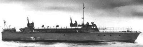 Торпедный катер типа «Юнга»