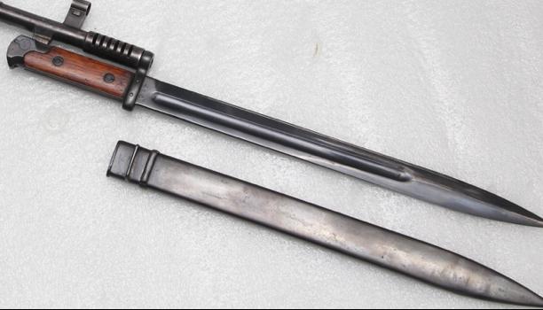 Штык к винтовке СВТ-38