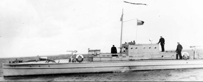 Сторожевой катер «К-274» (И-51)