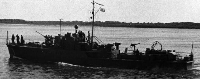 Катер типа «БМК-2»