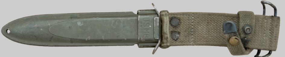 Штык-нож М-4