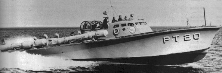 Торпедный катер «РТ-20»
