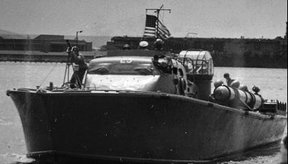 Торпедный катер «РТ-25»