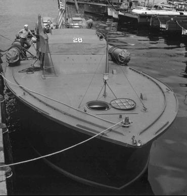Торпедный катер «РТ-28»
