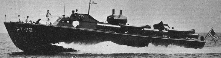 Торпедный катер «РТ-72»