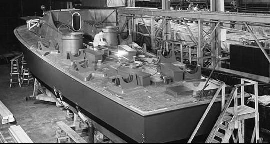 Торпедный катер  «РТ-74»