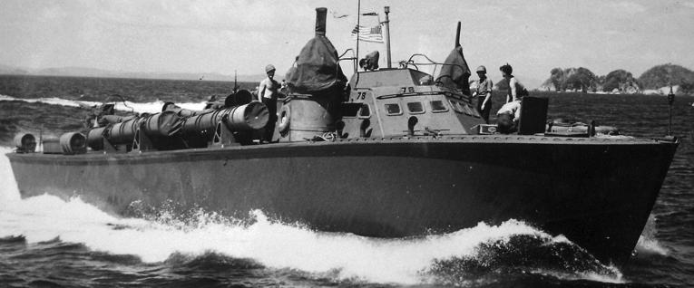 Торпедный катер «РТ-78»
