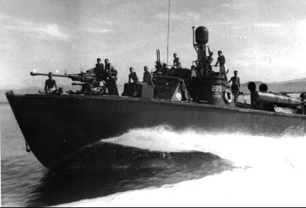 Торпедный катер «РТ-223»