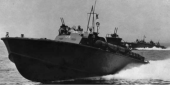 Торпедный катер «РТ-105»