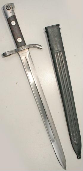 Штык-нож обр.1927 г.