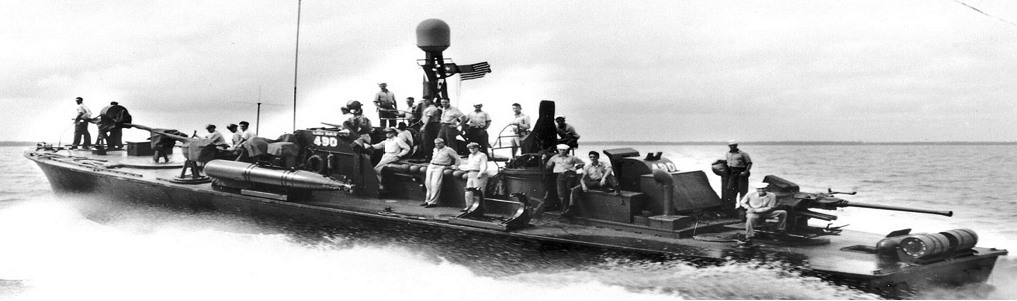 Торпедный катер «РТ-490»