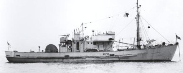 Катер-тральщик «MMS-1791»
