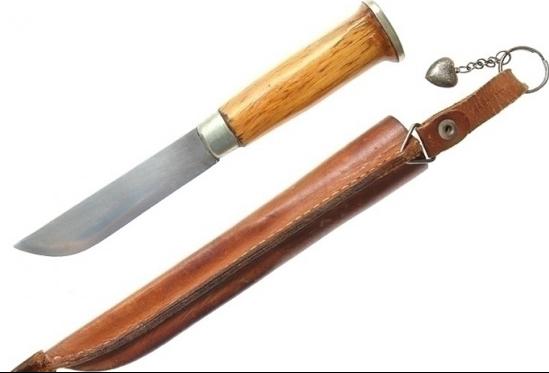 Классический нож-пуукко