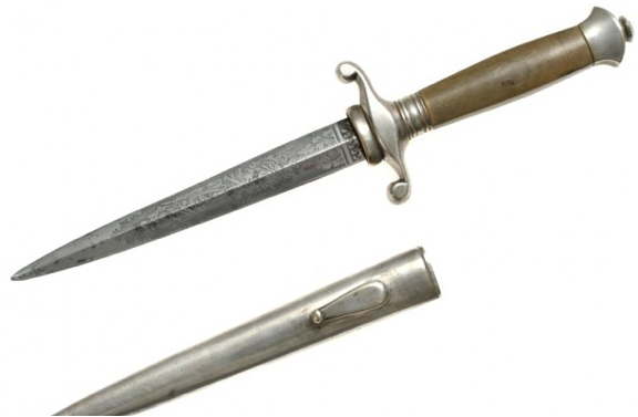 Кортик береговой артиллерии