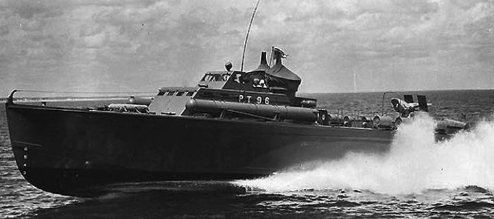Торпедный катер «РТ-96»
