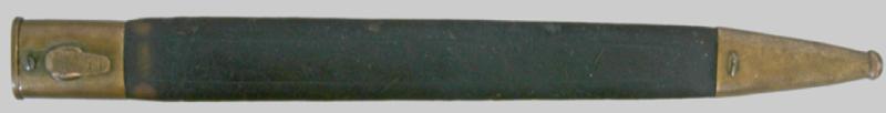 Штык обр. 1908/34 г.