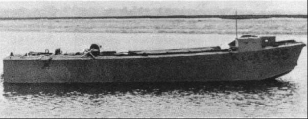 Пехотно-десантный катер «LCA-365»