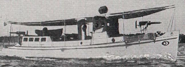 Сторожевой катер типа «Thornycroft»